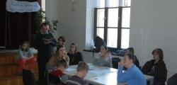 """Projekt integracyjny """"Ciekawe wyprawy"""" cz. 1"""